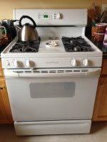 Ge Xl44 Self Cleaning Gas Range