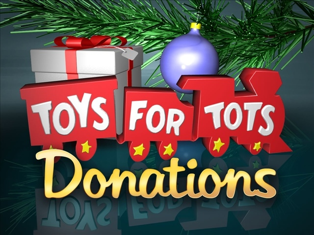 Santa Toys For Tots : Christmas broadlands hoa