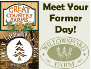 Meet Your Farmer Day @ Nature Center | Broadlands | Virginia | United States