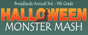 3rd-5th Grade Halloween Monster Mash @ Broadlands Community Center | Ashburn | Virginia | United States