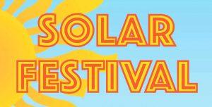 Solar Festival @ Nature Center